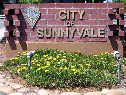 Welcome to Sunnyvale California